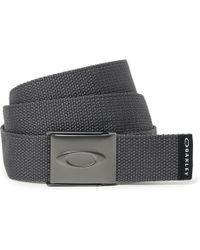 Oakley - Ellipse Web Belt - Lyst