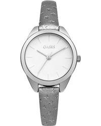 Oasis | Matte Dial Watch | Lyst