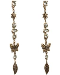 Oasis | Bug Charm Earrings | Lyst