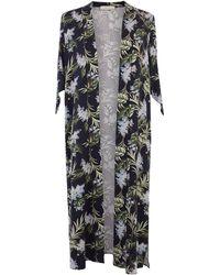 Oasis Delray Longline Kimono