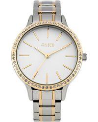 Oasis | Steel Bracelet Watch | Lyst
