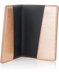 Oasis - Passport Holder - Lyst