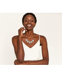 Oasis - Pretty Stone Necklace - Lyst