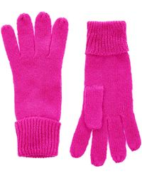 Oasis - Jenny Knitted Glove - Lyst