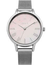 Oasis - Mesh Strap Watch - Lyst