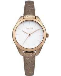 Oasis - Matte Dial Watch - Lyst