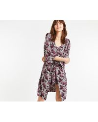 Oasis - MAGGIE Floral Robe - Lyst