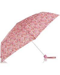 Oasis - Ditsy Print Umbrella - Lyst