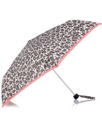 Oasis - Animal Print Umbrella - Lyst