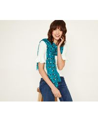 Oasis   Parrot Scarf   Lyst
