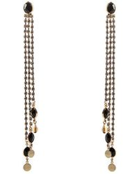 Oasis - Chain Earrings - Lyst