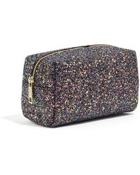 Oasis - Large Sparkle Make Up Bag - Lyst
