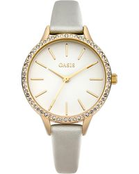Oasis - Stone Border Watch - Lyst
