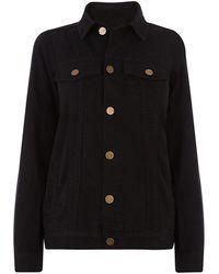 Oasis - Oversized Denim Jacket - Lyst