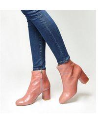 Office - Applause- Block Heel Boot - Lyst