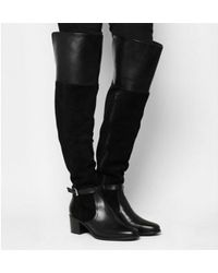 Office - Kacey- Over The Knee Riding Boot - Lyst