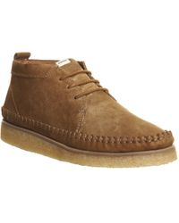 Pointer - Karl Crepe Sole Chukka - Lyst