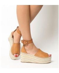 Office - Montage Flatform Two Part Wedge - Lyst