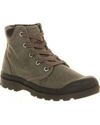 Palladium - Pampa Hi Cuff Boots - Lyst