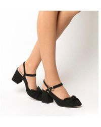 Office - Minder Bow Mary Jane - Lyst