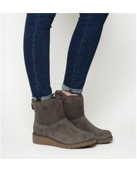 UGG - Classic Slim Kristin Mini Boots - Lyst