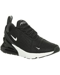 9f9045d07d6 Lyst - Nike Air Max 270 Flyknit in Black for Men