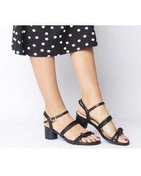 Shoe The Bear - Aya Knot Sandal - Lyst