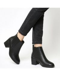 Office - Imitate Chelsea Boots - Lyst