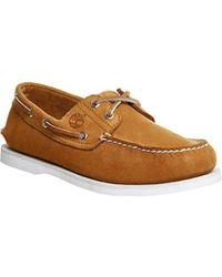 Timberland - New Boat Shoe E - Lyst