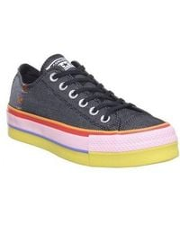 Converse - Chuck Taylor All Star Lift Ox Sneakers - Lyst