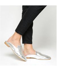 66057e8f4ae Lyst - Aldo Melerine Dandy Loafers in Black