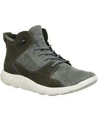 Timberland - Flyroam Leather Hiker - Lyst