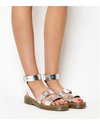 Office - Stockholm- Cleated Sole Sandal - Lyst