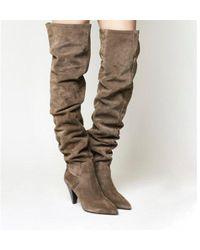 Office - Kone- Ultra High Slouch Knee Boot - Lyst