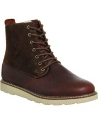 Pointer - Caine Lace Up Boot - Lyst