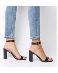 Office - Hexagon Single Sole Sandals - Lyst