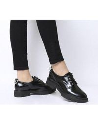 Office - Foyer Chunky Lace Up - Lyst