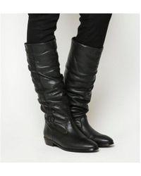 Office - Kansas- Vintage Knee Boot - Lyst