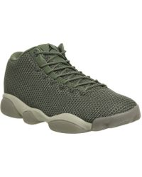 35bd1e66081f Lyst - Nike Jordan Horizon Low-top Mesh Trainers in Gray for Men