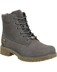 Timberland | Slim Premium 6 Inch Boots | Lyst