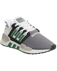 d07b7b667989 Adidas Eqt Support Mid Adv Pk in Green for Men - Lyst