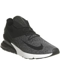 Lyst Nike Air Max 270 Trainers in Black for Men
