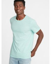 Old Navy - Soft-washed Crew-neck Tee - Lyst