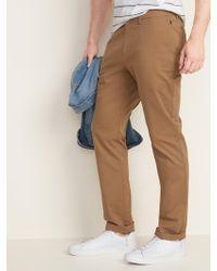 c78945cdf0 Old Navy Slim Built-in Flex Dry-quick Ultimate Pants in Blue for Men ...