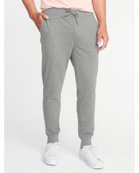 Old Navy - Soft-washed Jersey-knit Joggers - Lyst