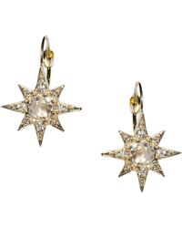Anzie - Aztec Starburst Drop Earrings - Lyst