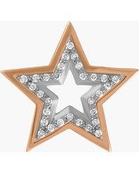 Kwiat - Large Star Single Earring - Lyst