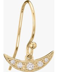 Jennie Kwon - Diamond Balance Single Earring - Lyst