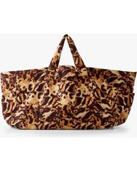 Victoria Beckham - Large Nylon Bag - Lyst