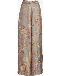 Zimmermann - Unbridled Palazzo Pants - Lyst